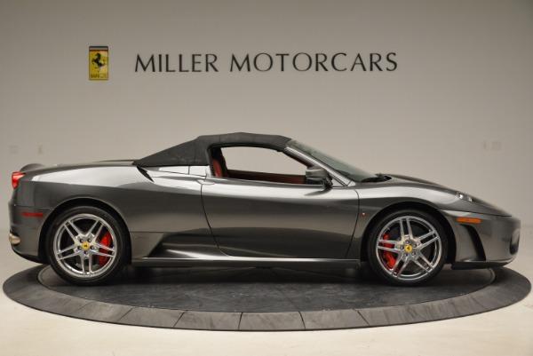 Used 2008 Ferrari F430 Spider for sale Sold at Bugatti of Greenwich in Greenwich CT 06830 21