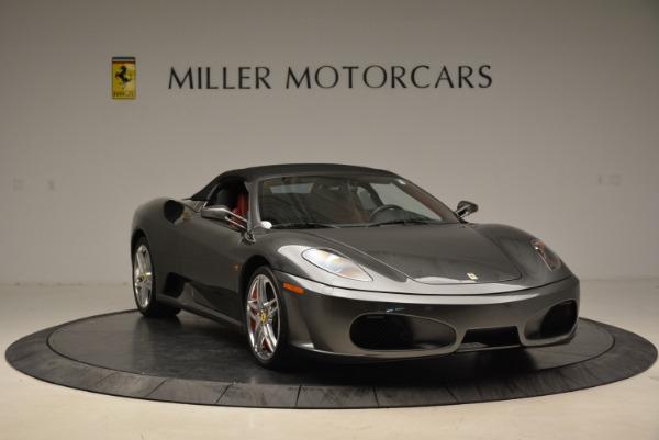 Used 2008 Ferrari F430 Spider for sale Sold at Bugatti of Greenwich in Greenwich CT 06830 23