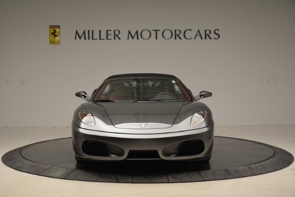 Used 2008 Ferrari F430 Spider for sale Sold at Bugatti of Greenwich in Greenwich CT 06830 24