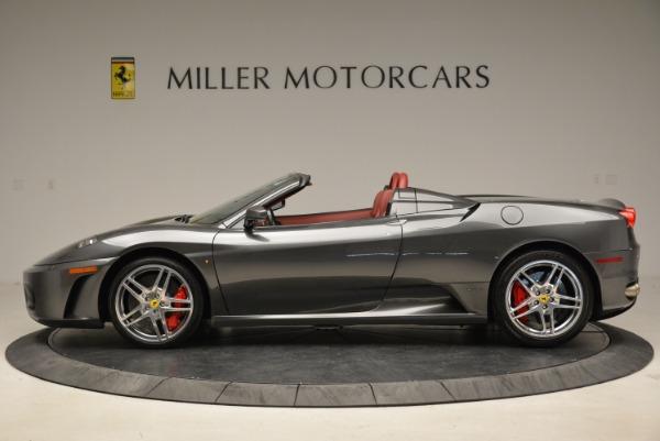 Used 2008 Ferrari F430 Spider for sale Sold at Bugatti of Greenwich in Greenwich CT 06830 3