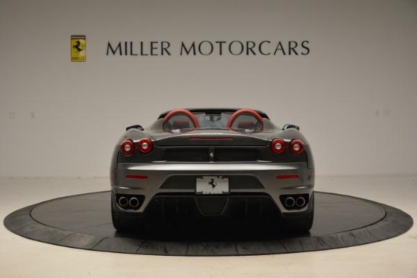 Used 2008 Ferrari F430 Spider for sale Sold at Bugatti of Greenwich in Greenwich CT 06830 6