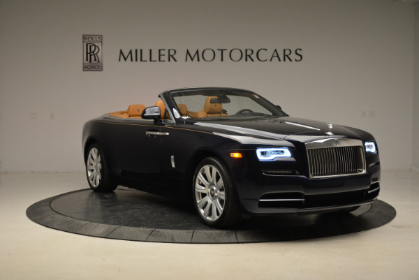 New 2018 Rolls-Royce Dawn for sale Sold at Bugatti of Greenwich in Greenwich CT 06830 11