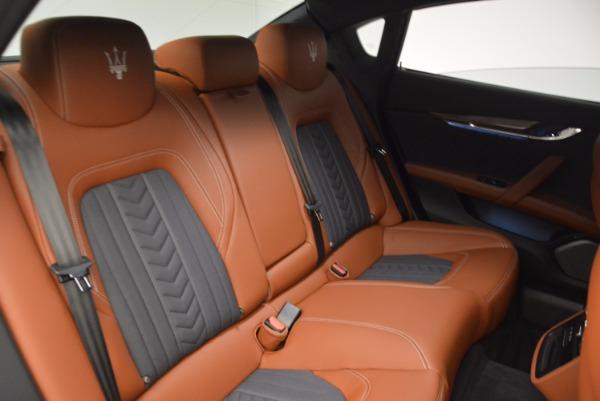 New 2018 Maserati Quattroporte S Q4 GranLusso for sale Sold at Bugatti of Greenwich in Greenwich CT 06830 20