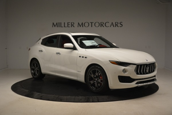 New 2018 Maserati Levante Q4 GranLusso for sale Sold at Bugatti of Greenwich in Greenwich CT 06830 11