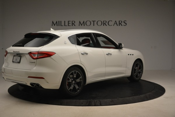 New 2018 Maserati Levante Q4 GranLusso for sale Sold at Bugatti of Greenwich in Greenwich CT 06830 8