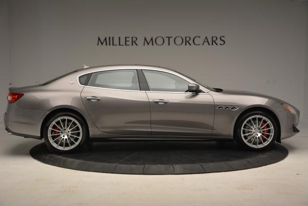 New 2016 Maserati Quattroporte S Q4 for sale Sold at Bugatti of Greenwich in Greenwich CT 06830 12