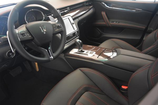 New 2016 Maserati Quattroporte S Q4 for sale Sold at Bugatti of Greenwich in Greenwich CT 06830 17