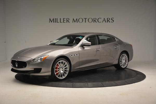New 2016 Maserati Quattroporte S Q4 for sale Sold at Bugatti of Greenwich in Greenwich CT 06830 4