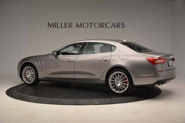 New 2016 Maserati Quattroporte S Q4 for sale Sold at Bugatti of Greenwich in Greenwich CT 06830 6
