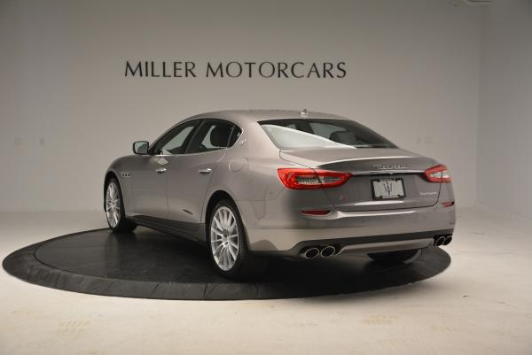 New 2016 Maserati Quattroporte S Q4 for sale Sold at Bugatti of Greenwich in Greenwich CT 06830 7