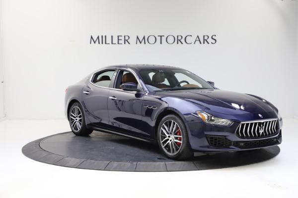 Used 2018 Maserati Ghibli S Q4 for sale $53,900 at Bugatti of Greenwich in Greenwich CT 06830 11