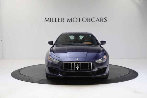 Used 2018 Maserati Ghibli S Q4 for sale $53,900 at Bugatti of Greenwich in Greenwich CT 06830 13