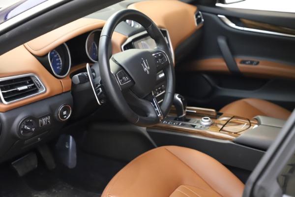 Used 2018 Maserati Ghibli S Q4 for sale $53,900 at Bugatti of Greenwich in Greenwich CT 06830 14
