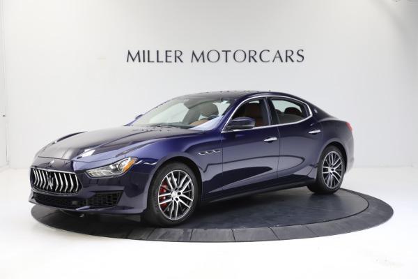 Used 2018 Maserati Ghibli S Q4 for sale $53,900 at Bugatti of Greenwich in Greenwich CT 06830 2