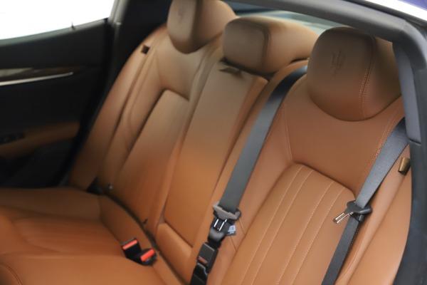 Used 2018 Maserati Ghibli S Q4 for sale $53,900 at Bugatti of Greenwich in Greenwich CT 06830 20