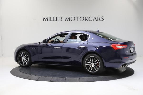 Used 2018 Maserati Ghibli S Q4 for sale $53,900 at Bugatti of Greenwich in Greenwich CT 06830 4
