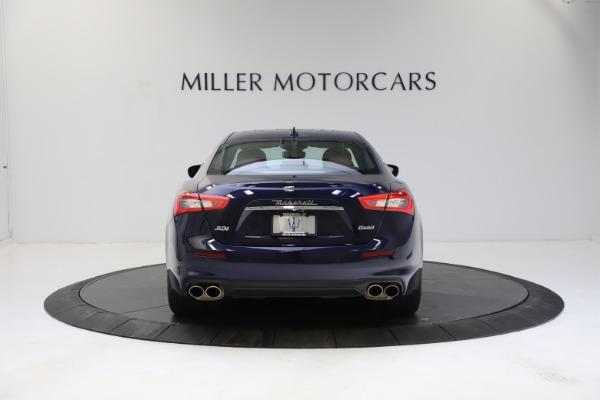 Used 2018 Maserati Ghibli S Q4 for sale $53,900 at Bugatti of Greenwich in Greenwich CT 06830 6