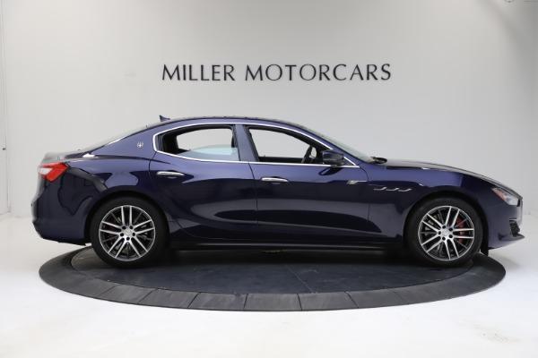 Used 2018 Maserati Ghibli S Q4 for sale $53,900 at Bugatti of Greenwich in Greenwich CT 06830 9