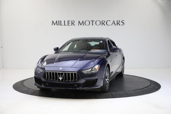 Used 2018 Maserati Ghibli S Q4 for sale $53,900 at Bugatti of Greenwich in Greenwich CT 06830 1