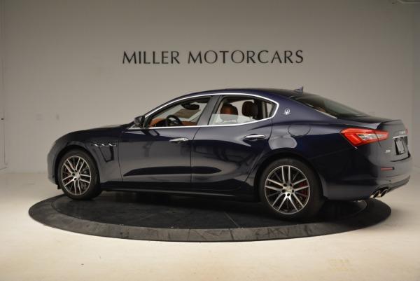 New 2018 Maserati Ghibli S Q4 for sale Sold at Bugatti of Greenwich in Greenwich CT 06830 4