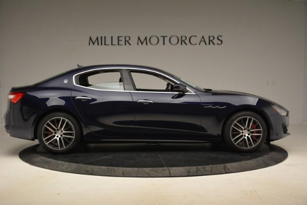 New 2018 Maserati Ghibli S Q4 for sale Sold at Bugatti of Greenwich in Greenwich CT 06830 9