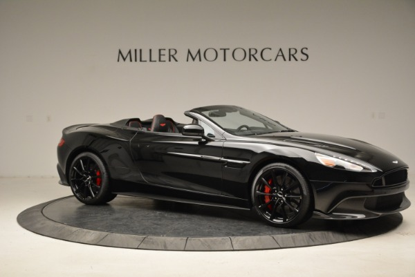 Used 2018 Aston Martin Vanquish S Convertible for sale Sold at Bugatti of Greenwich in Greenwich CT 06830 10