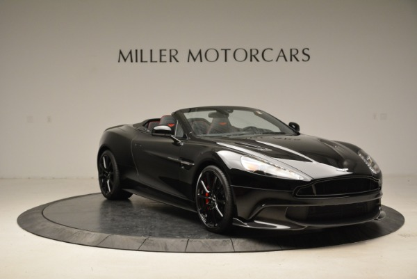 Used 2018 Aston Martin Vanquish S Convertible for sale Sold at Bugatti of Greenwich in Greenwich CT 06830 11