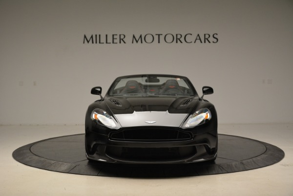 Used 2018 Aston Martin Vanquish S Convertible for sale Sold at Bugatti of Greenwich in Greenwich CT 06830 12