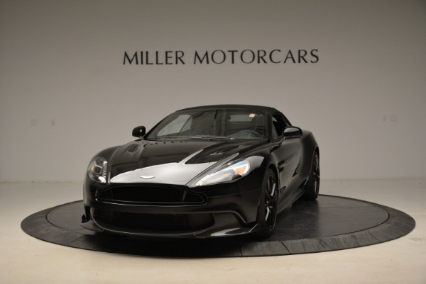 Used 2018 Aston Martin Vanquish S Convertible for sale Sold at Bugatti of Greenwich in Greenwich CT 06830 13