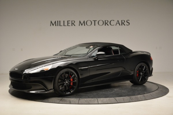 Used 2018 Aston Martin Vanquish S Convertible for sale Sold at Bugatti of Greenwich in Greenwich CT 06830 14
