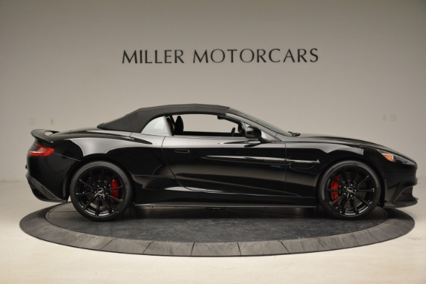 Used 2018 Aston Martin Vanquish S Convertible for sale Sold at Bugatti of Greenwich in Greenwich CT 06830 16