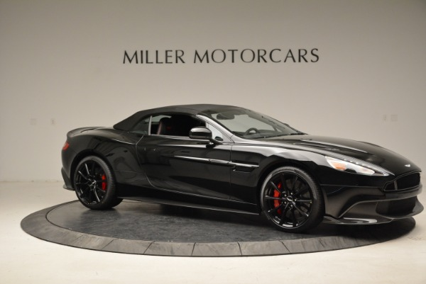 Used 2018 Aston Martin Vanquish S Convertible for sale Sold at Bugatti of Greenwich in Greenwich CT 06830 17