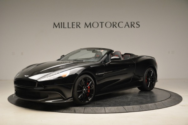 Used 2018 Aston Martin Vanquish S Convertible for sale Sold at Bugatti of Greenwich in Greenwich CT 06830 2