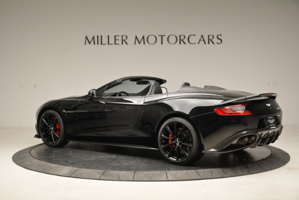 Used 2018 Aston Martin Vanquish S Convertible for sale Sold at Bugatti of Greenwich in Greenwich CT 06830 4