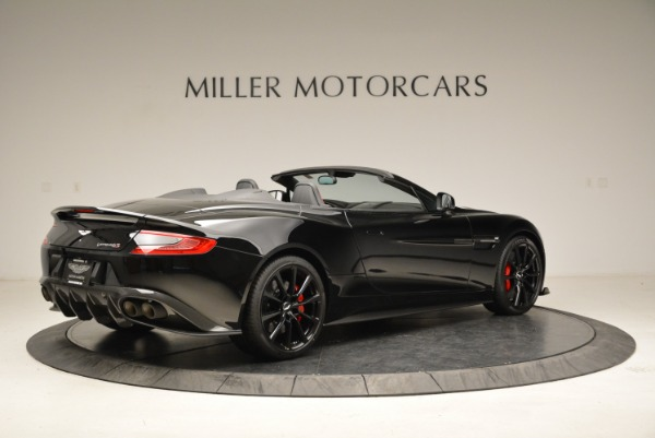 Used 2018 Aston Martin Vanquish S Convertible for sale Sold at Bugatti of Greenwich in Greenwich CT 06830 8