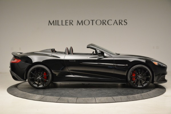 Used 2018 Aston Martin Vanquish S Convertible for sale Sold at Bugatti of Greenwich in Greenwich CT 06830 9