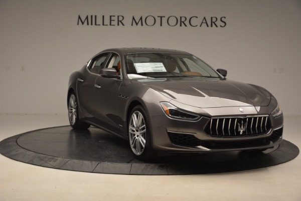 New 2018 Maserati Ghibli S Q4 GranLusso for sale Sold at Bugatti of Greenwich in Greenwich CT 06830 11