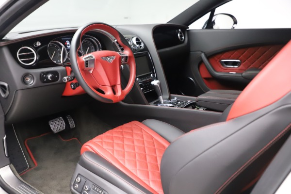 Used 2016 Bentley Continental GT V8 S for sale Sold at Bugatti of Greenwich in Greenwich CT 06830 17