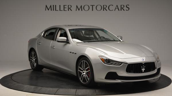 New 2016 Maserati Ghibli S Q4 for sale Sold at Bugatti of Greenwich in Greenwich CT 06830 11