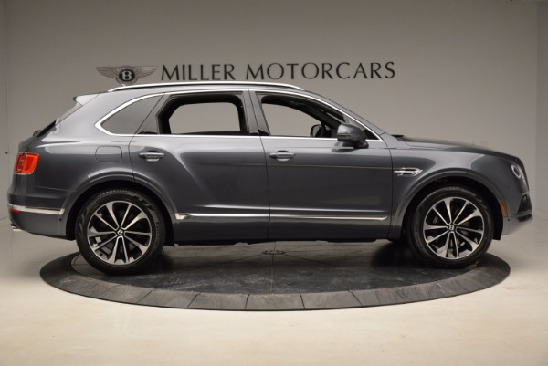 Used 2018 Bentley Bentayga W12 Signature for sale Sold at Bugatti of Greenwich in Greenwich CT 06830 9