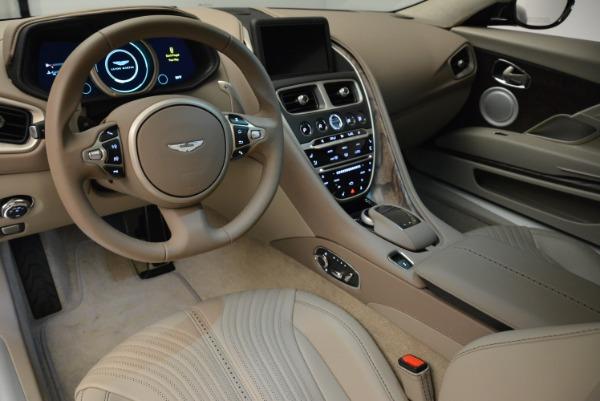 New 2018 Aston Martin DB11 V12 for sale Sold at Bugatti of Greenwich in Greenwich CT 06830 14