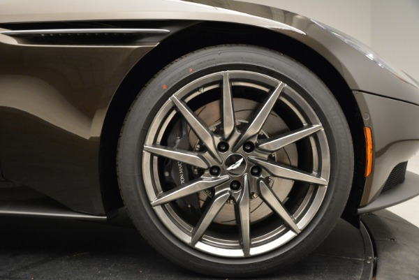 New 2018 Aston Martin DB11 V12 for sale Sold at Bugatti of Greenwich in Greenwich CT 06830 20