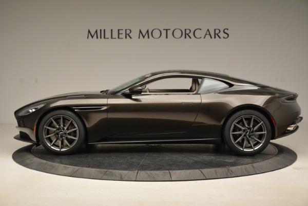 New 2018 Aston Martin DB11 V12 for sale Sold at Bugatti of Greenwich in Greenwich CT 06830 3