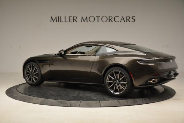 New 2018 Aston Martin DB11 V12 for sale Sold at Bugatti of Greenwich in Greenwich CT 06830 4