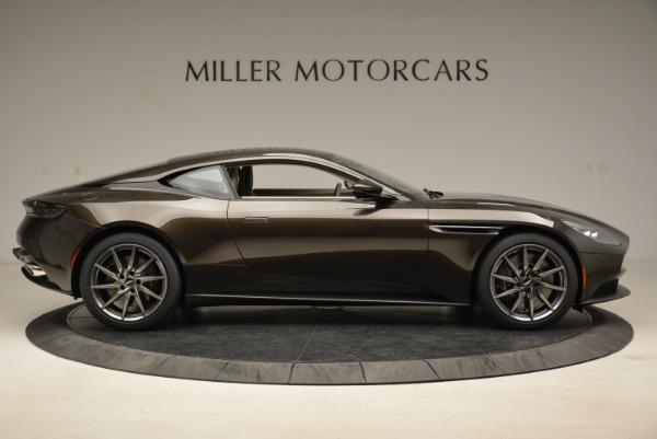 New 2018 Aston Martin DB11 V12 for sale Sold at Bugatti of Greenwich in Greenwich CT 06830 9