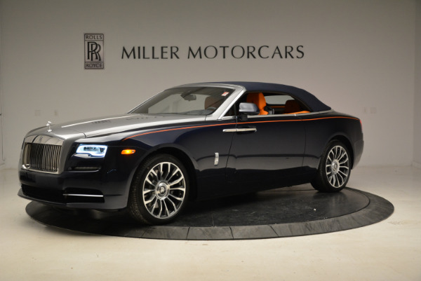 New 2018 Rolls-Royce Dawn for sale Sold at Bugatti of Greenwich in Greenwich CT 06830 12