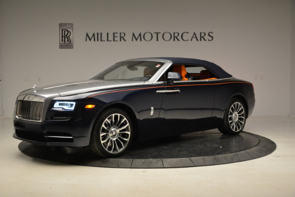 New 2018 Rolls-Royce Dawn for sale Sold at Bugatti of Greenwich in Greenwich CT 06830 13