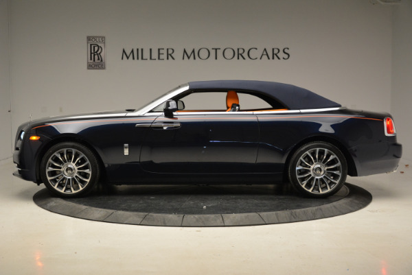 New 2018 Rolls-Royce Dawn for sale Sold at Bugatti of Greenwich in Greenwich CT 06830 14