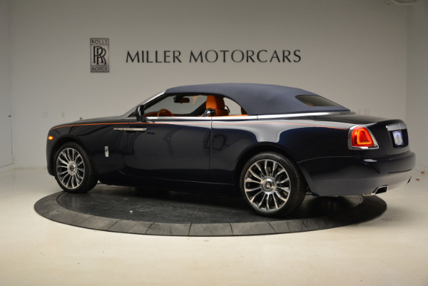 New 2018 Rolls-Royce Dawn for sale Sold at Bugatti of Greenwich in Greenwich CT 06830 15