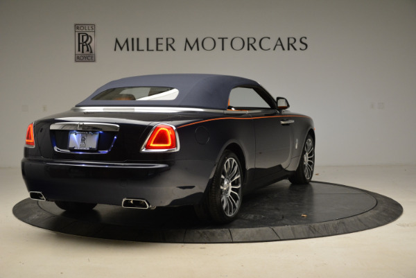New 2018 Rolls-Royce Dawn for sale Sold at Bugatti of Greenwich in Greenwich CT 06830 18